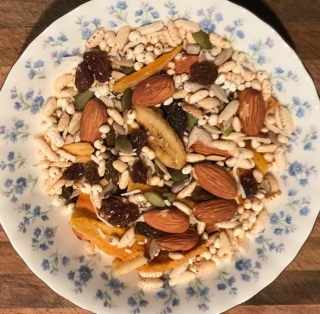 Muesli unvarnished 1