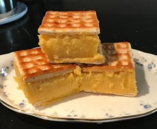 Vanilla slice 11
